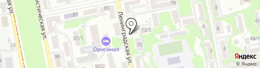BUNCH на карте Бийска