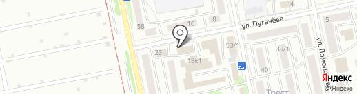 ТехСиб на карте Бийска