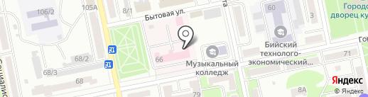 Алтайский краевой центр по профилактике и борьбе со СПИДом и инфекционными заболеваниями на карте Бийска