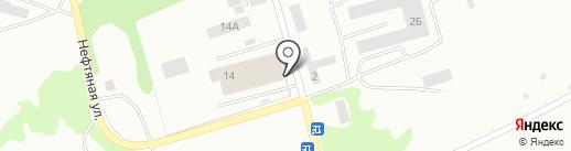 АлтайЭнергоСтрой на карте Бийска