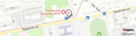 Плюшкин двор на карте Бийска