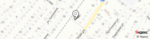 Автосервис для Mitsubishi на карте Бийска