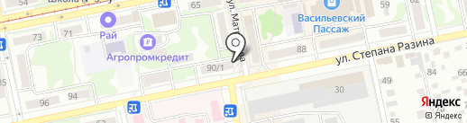 Жемчужина на карте Бийска