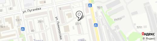 ВЫ ДОМА на карте Бийска