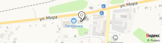 Банкомат, Сбербанк, ПАО на карте Богашёво