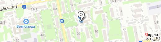 Салон-магазин штор на карте Бийска