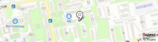 Дежавю на карте Бийска