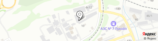 Emex на карте Бийска