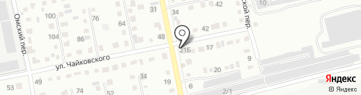 INTERACTIVE на карте Бийска
