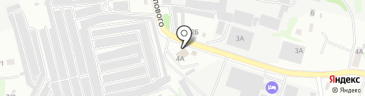Шины & диски на карте Бийска