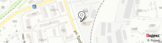 СИАЛТ на карте Бийска