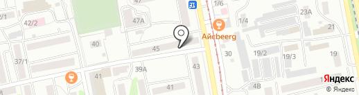 ДокторКомп на карте Бийска