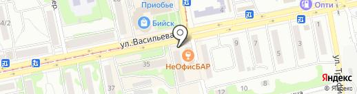 Emilia Estra на карте Бийска