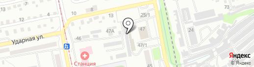 Motobox на карте Бийска