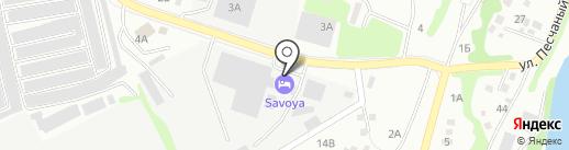 Кондитерский цех на карте Бийска
