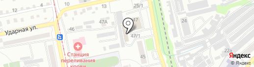 РеноХод на карте Бийска