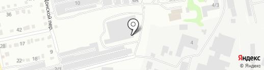 КОРИУМ на карте Бийска