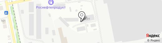 АДЕС плюс на карте Бийска