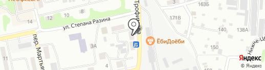 КВиНТ на карте Бийска
