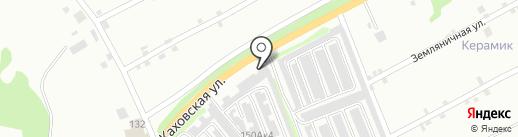 Жестянщик на карте Бийска