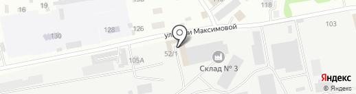 Химэкс Плюс на карте Бийска