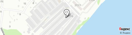 Steklodoc на карте Бийска