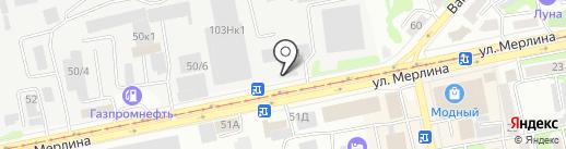 Деко Room на карте Бийска