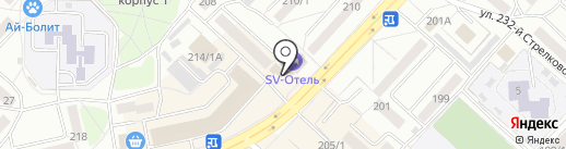 Слетать.ру на карте Бийска