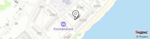 BIGUDI на карте Бийска