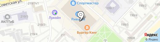 Askona на карте Бийска