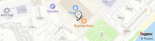 МТС, ПАО на карте Бийска