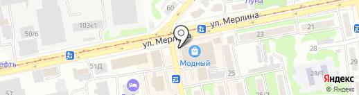 Пиротехника Сибири-Алтай на карте Бийска
