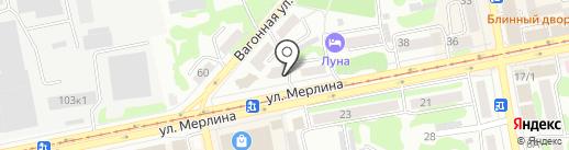 NailsPROFI на карте Бийска