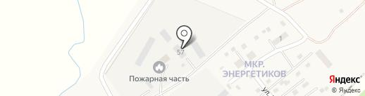 Томский Завод Систем Водоподготовки на карте Богашёво