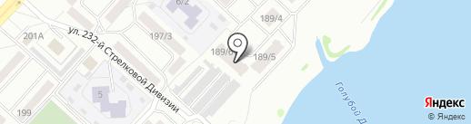 Материалстройсервис на карте Бийска