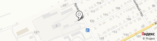 АМИС ТД на карте Бийска
