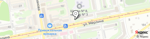 Мамин уголок на карте Бийска