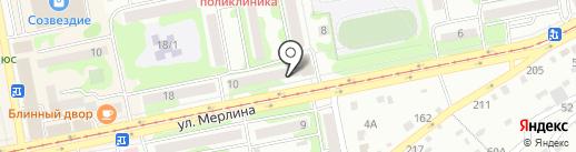 Wildberries.ru на карте Бийска