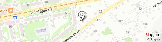 STIHL на карте Бийска