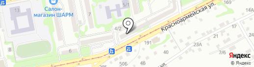 Эстетика на карте Бийска