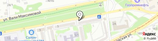 Акция-Займ на карте Бийска