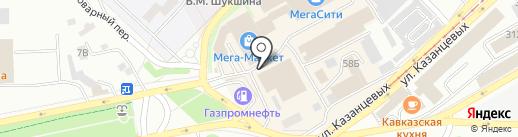 Твой дом на карте Бийска