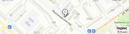 ViVa+ на карте Бийска