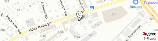 Новый взгляд на карте Бийска