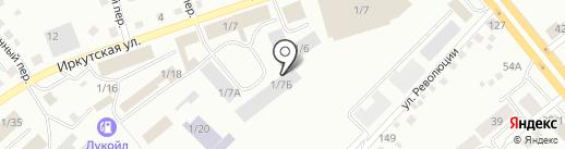 ТеплоСтрой на карте Бийска