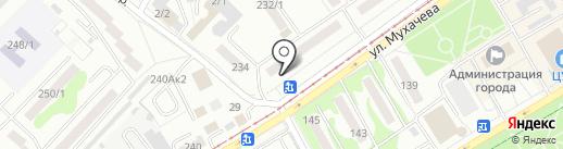 АлтайЭксперт на карте Бийска