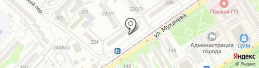 Jzet.ru на карте Бийска