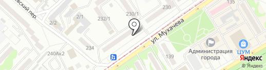 Статус Эксперт на карте Бийска