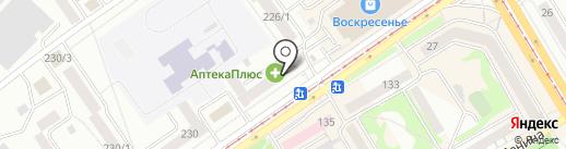 Бийск-Дез-Сервис на карте Бийска