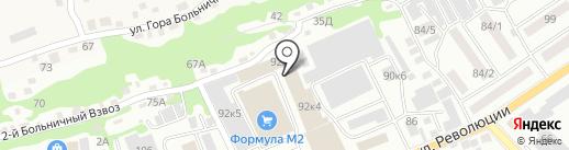 Куда Дешевле на карте Бийска